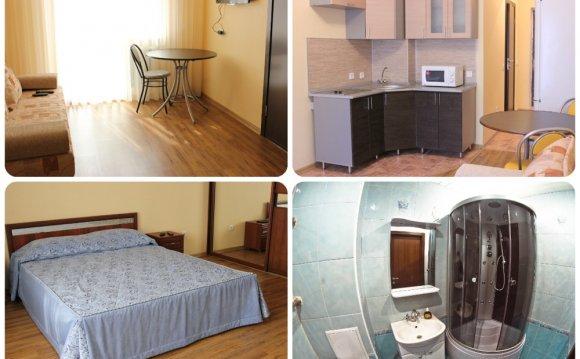 7 этажей - Апартаменты с душем