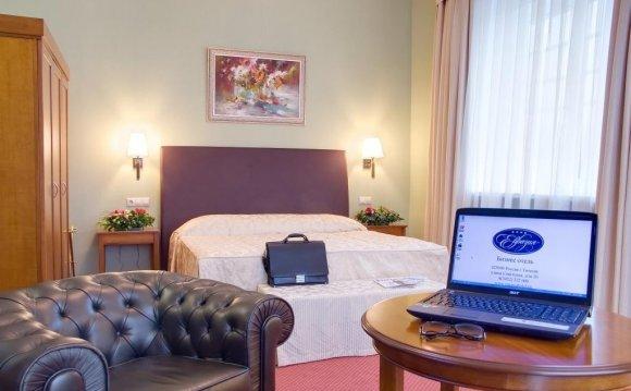 отель Евразия Тюмень