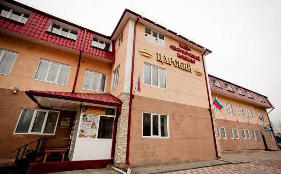 Гостиница БОК Царский, Тюмень