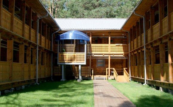 Гостиница Пруд Лесной