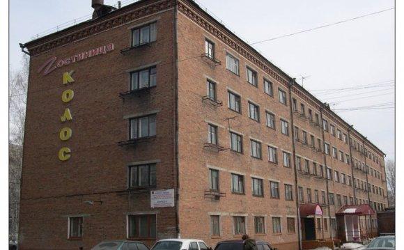 Гостиницы Советской Тюмени