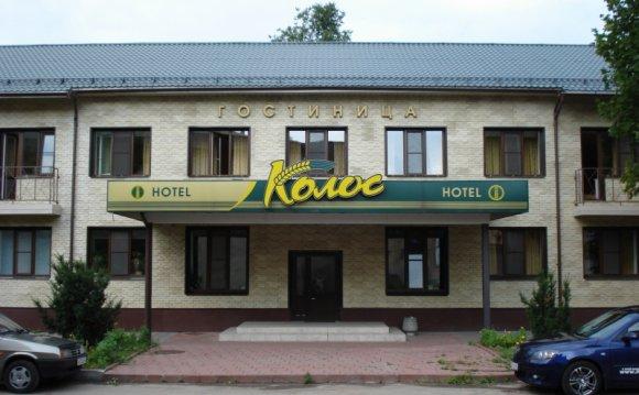 Гостиницы Пскова · Колос
