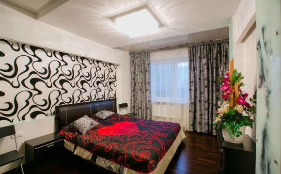Квартиры посуточно в Тюмени