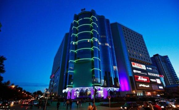 бизнес центр, Тюмень