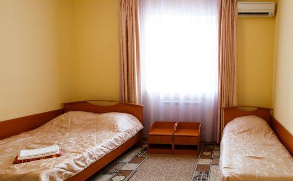 Гостиница в Тюмени
