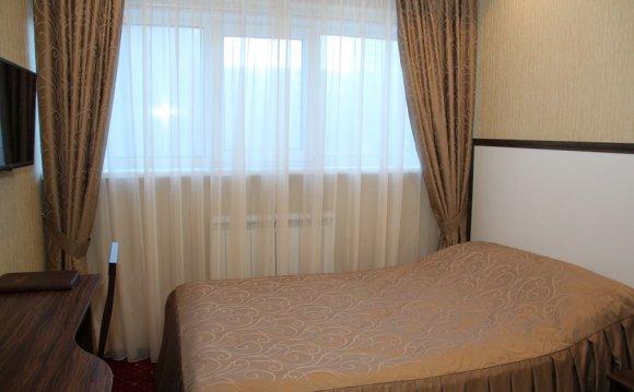 Гостиница Лазурный берег — от