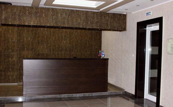 Отель Галактика, фото 1