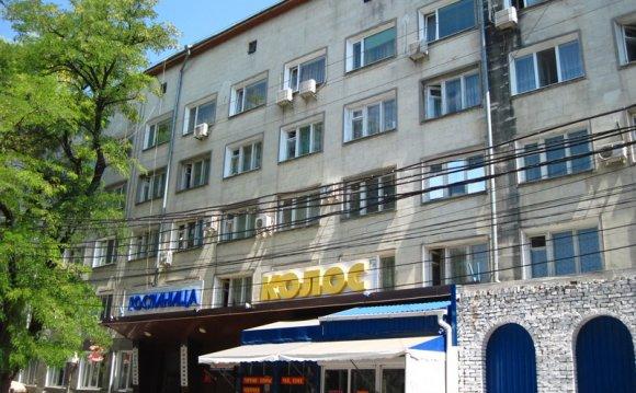 Отель Колос 2* Симферополь
