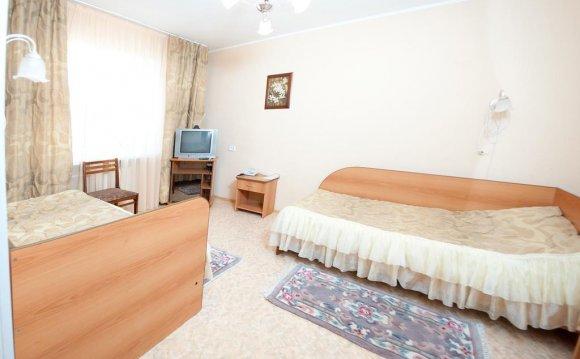 Отель Колос - Тюмень