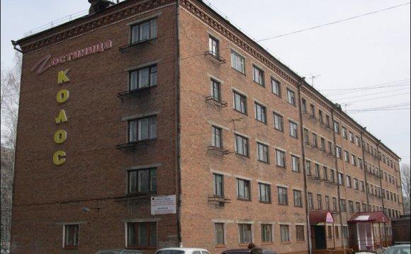 Отель Колос, Тюмень