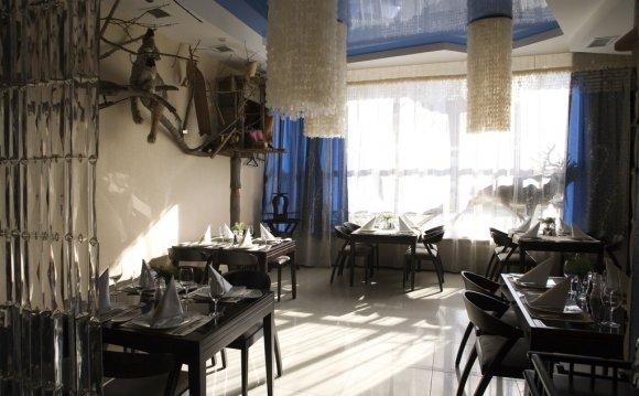Ресторан-музей «Чум»