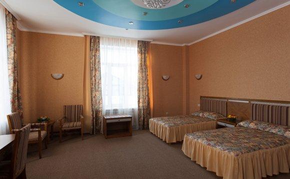 «Отель Море» в Тюмени