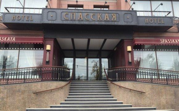 Тюмень: отель Спасская