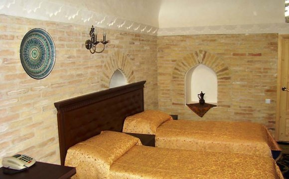 Гостиница Ориент Стар Хива
