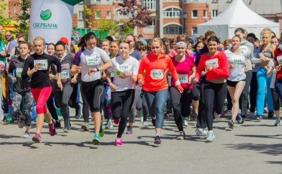 «Зеленый марафон» в Тюмени: